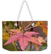 Autumn Weekender Tote Bag