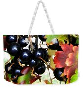 Autumn Jostaberries Weekender Tote Bag