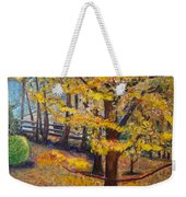 Autumn By Karen E. Francis Weekender Tote Bag