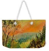 Autumn Landscape 5698 Weekender Tote Bag