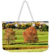 Autumn Landscape Dream Weekender Tote Bag