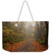 Autumn Lane Weekender Tote Bag by Mike  Dawson