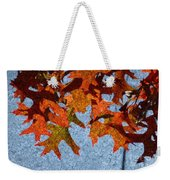 Autumn Leaves 20 Weekender Tote Bag