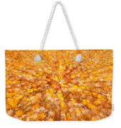 Autumn Leaves II Weekender Tote Bag