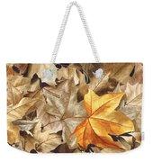 Autumn Leaves Series 2 Weekender Tote Bag