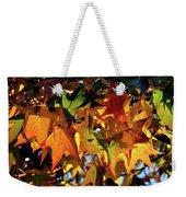 Autumn Leaves2 Weekender Tote Bag