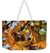 Autumn Leaves4 Weekender Tote Bag