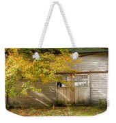Golden Lights Weekender Tote Bag