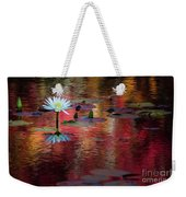 Autumn Lily Weekender Tote Bag