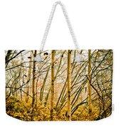 autumn Lines Weekender Tote Bag