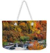 Autumn Magic Weekender Tote Bag