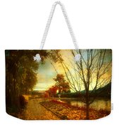 Autumn Magic Weekender Tote Bag