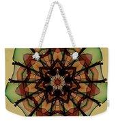 Autumn Mandala Weekender Tote Bag