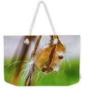 Autumn Milkweed 9 Weekender Tote Bag