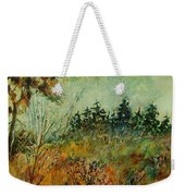 Autumn Mist 68 Weekender Tote Bag