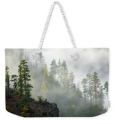 Autumn Mist Weekender Tote Bag by Mike  Dawson