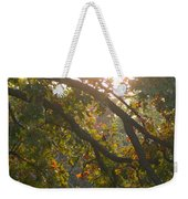 Autumn Morning Glow Weekender Tote Bag