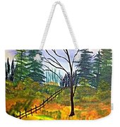 Autumn Morning In The Wild Weekender Tote Bag