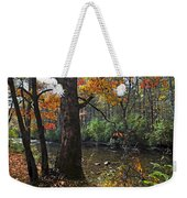 Autumn Mountains Weekender Tote Bag