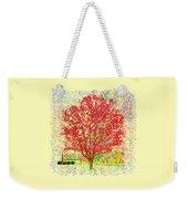 Autumn Musings 2 Weekender Tote Bag