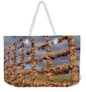 Autumn Net Weekender Tote Bag