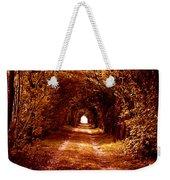 Autumn Of Life Weekender Tote Bag