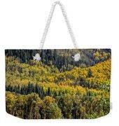 Autumn On A Colorado Range Weekender Tote Bag