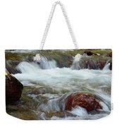 Autumn On Jackson Creek Weekender Tote Bag
