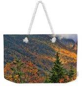 Autumn On Mount Mansfield Vermont Weekender Tote Bag