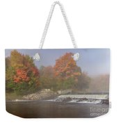 Autumn On The Moose II Weekender Tote Bag