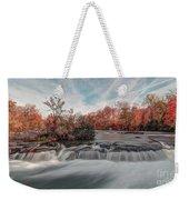 Autumn On The Niagara Weekender Tote Bag