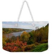 Autumn On The Penobscot Weekender Tote Bag
