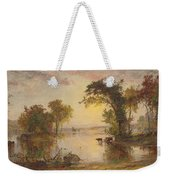 Autumn On The Susquehanna Weekender Tote Bag