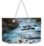 Autumn On Wilson Creek Weekender Tote Bag