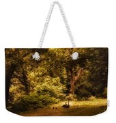 Autumn Outing Weekender Tote Bag