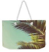 Autumn Palms Weekender Tote Bag