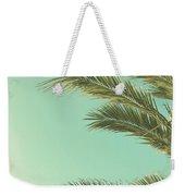 Autumn Palms II Weekender Tote Bag