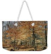 Autumn Paradise Weekender Tote Bag