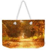 Autumn Paradisium Weekender Tote Bag