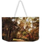 Autumn Passage II Weekender Tote Bag