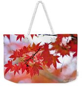 Autumn Pastel Weekender Tote Bag