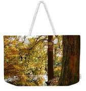 Autumn Perspective Weekender Tote Bag