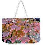 Autumn Pink 2 Weekender Tote Bag