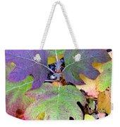 Autumn Rainbows Weekender Tote Bag