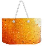 Autumn Raindrops Weekender Tote Bag