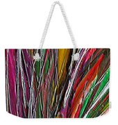 Autumn Reeds Weekender Tote Bag