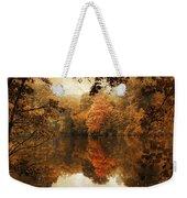 Autumn Reflected Weekender Tote Bag