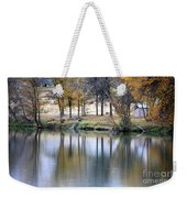 Autumn Reflection 16 Weekender Tote Bag