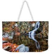 Autumn Refletions Weekender Tote Bag