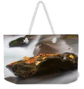Autumn Resting Place Weekender Tote Bag